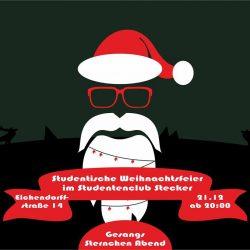 2018-12-21 Studentische Weihnachtsfeier