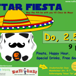 2019-05-02 Tequila Wars Party