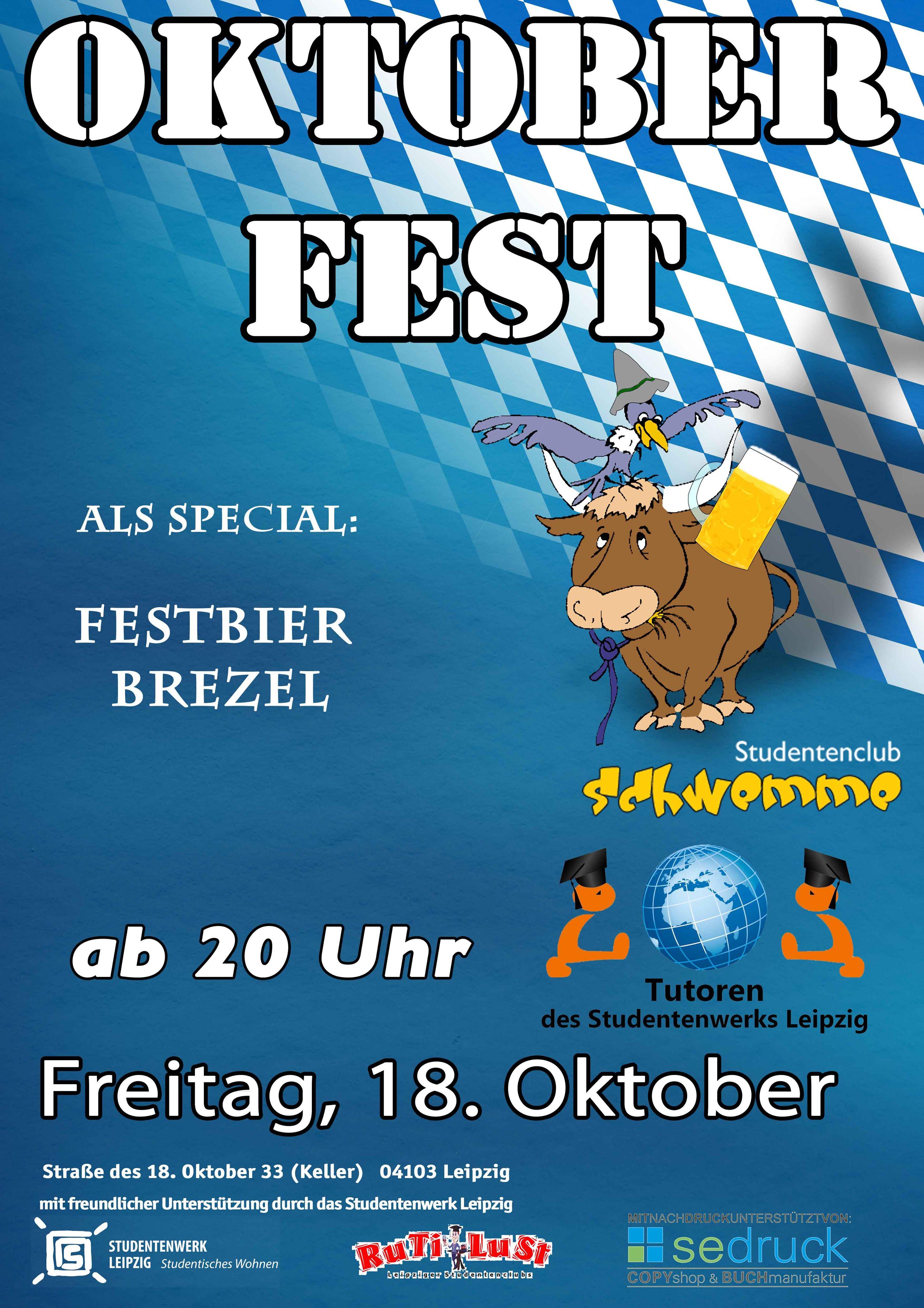 Oktoberfest in der Schwemme 18.10.2019