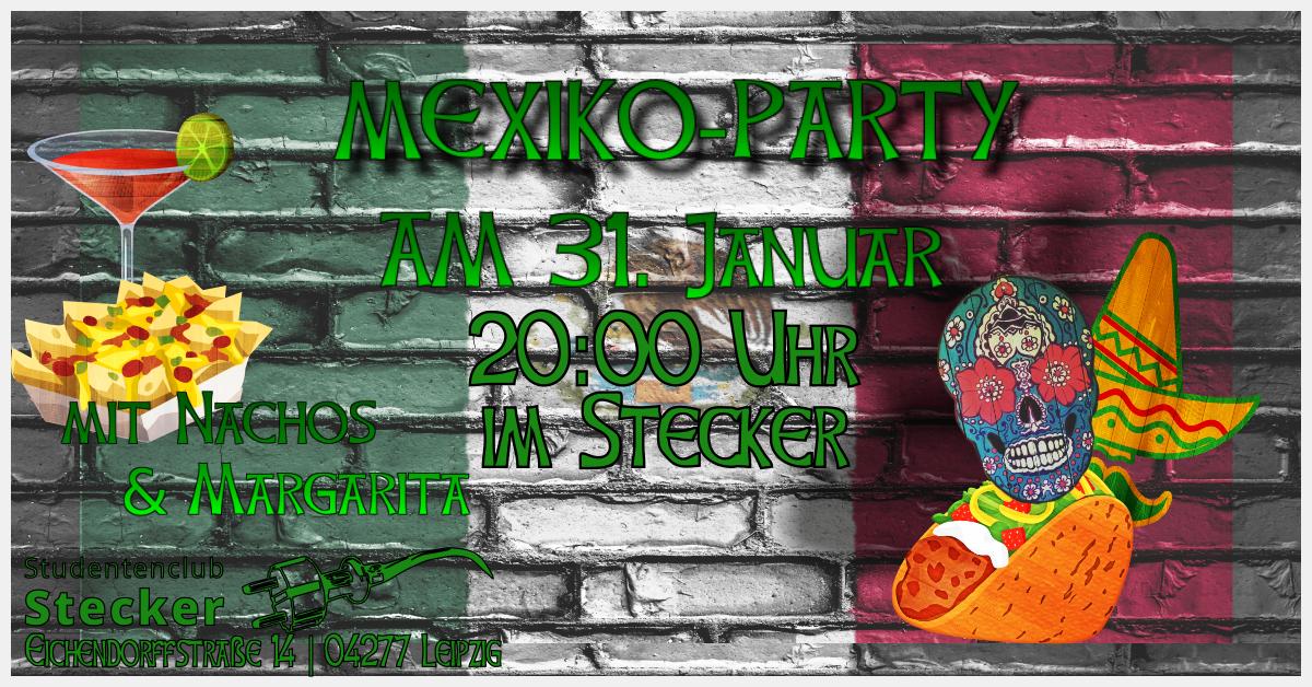 2020-01-31 MEXIKO-PARTY