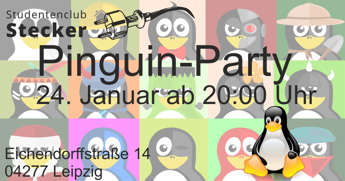 2020-01-24 Pinguin-Party